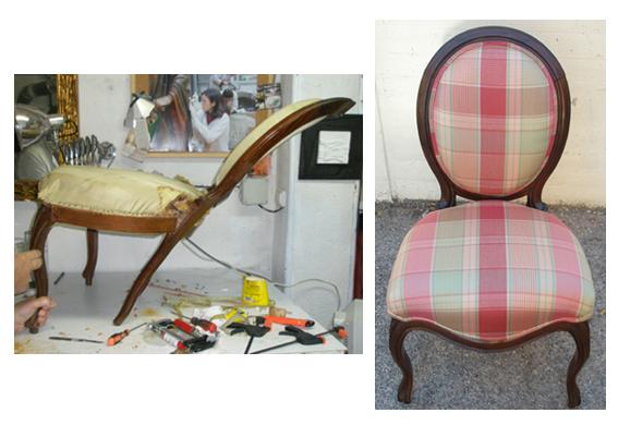 Sillas isabelinas modernas resultado de imagen para for Sillas antiguas tapizadas modernas